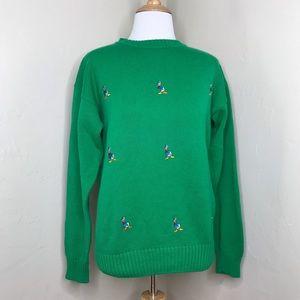 Vintage Disney Mickey & Co by JG Hook Sweater